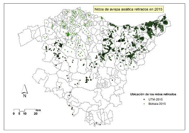 Nidos País Vasco